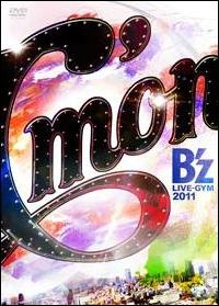 B'z LIVE-GYM 2011-C'mon- DVD