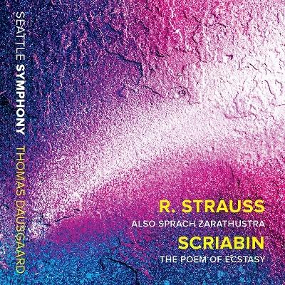 R.シュトラウス: ツァラトゥストラ/スクリャービン: 法悦の詩