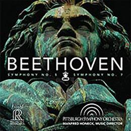 マンフレッド・ホーネック/ベートーヴェン: 交響曲第5番, 第7番 [KKC5696]