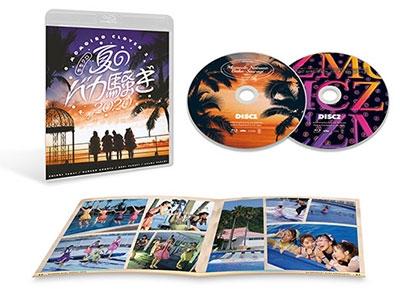 ももクロ夏のバカ騒ぎ2020 配信先からこんにちは LIVE Blu-ray Blu-ray Disc