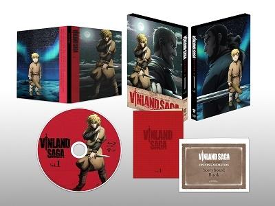 ヴィンランド・サガ Blu-ray Box Vol.1 Blu-ray Disc