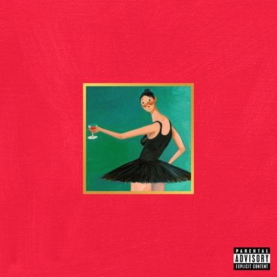 Kanye West/My Beautiful Dark Twisted Fantasy : Ballerina Cover[2754461]