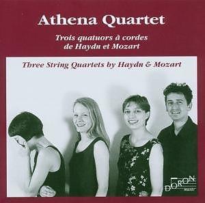 ハイドン: 弦楽四重奏曲「日の出」Op.20-4、Op.77-1、モーツァルト: 弦楽四重奏曲K.157 CD