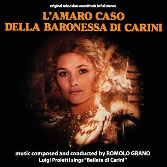 Romolo Grano/L'Amaro Caso Della Baronessa Di Carini[SPDM008]