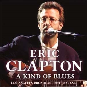 Eric Clapton/A Kind Of Blues[LFM2CD616]
