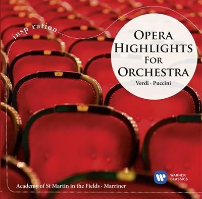 ネヴィル・マリナー/Opera Highlights for Orchestra[2564619571]