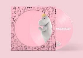 Moominvalley (Snorkmaiden Picture Vinyl)<完全生産限定盤> LP