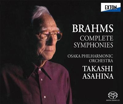 朝比奈隆/ブラームス:交響曲全集(1994-1995)、シューマン:交響曲第3番「ライン」+リハーサル付き<タワーレコード限定>[OVEP00011]