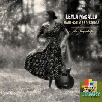Leyla McCalla/ヴァリ・カラード・ソングズ:トリビュート・トゥ・ラングストン・ヒューズ[FLR-5551]