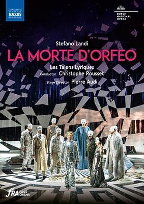 ランディ: 歌劇《オルフェオの死》 DVD