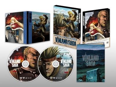 ヴィンランド・サガ DVD Box Vol.2 DVD