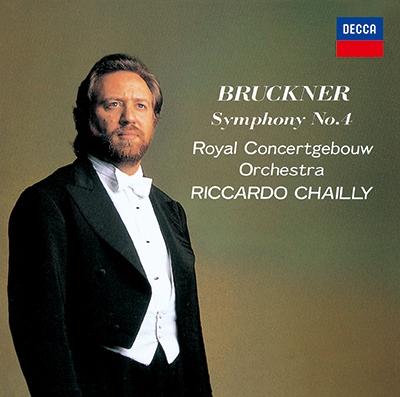 リッカルド・シャイー/ブルックナー: 交響曲第4番「ロマンティック」<タワーレコード限定>[PROC-1754]