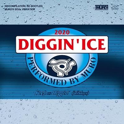 Diggin Ice 2020 Perforemed By Muro<タワーレコード限定盤> CD