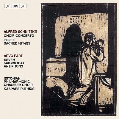 シュニトケ: 無伴奏合唱のためのコンチェルト、ペルト: 7つのマニフィカト・アンティフォナ