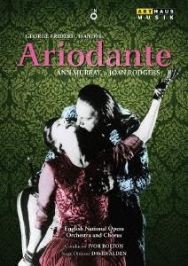 ヘンデル: 歌劇「アリオダンテ」全曲(英語歌唱) DVD