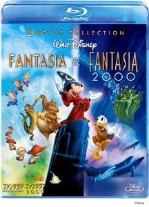 ファンタジア ダイヤモンド・コレクション&ファンタジア 2000 ブルーレイ・セット Blu-ray Disc