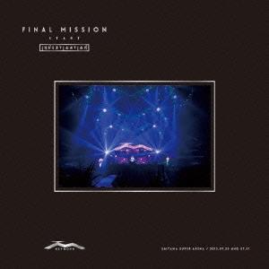 TM NETWORK FINAL MISSION -START investigation- [Blu-ray Disc+フォトブックレット+小室哲哉未公開スケッチ集]<初回生産限定版>