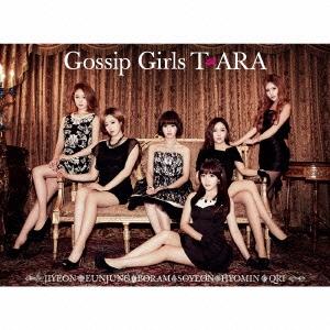 T-ARA/Gossip Girls 【ダイヤモンド盤】 [CD+DVD+PHOTOBOOK]<限定盤>[TYCT-69011]