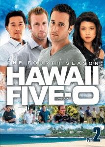 HAWAII FIVE-0 シーズン4 DVD-BOX Part2 DVD