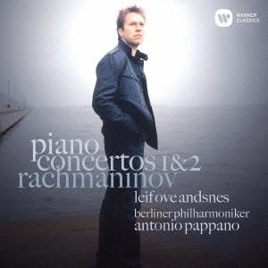 レイフ・オヴェ・アンスネス/ラフマニノフ:ピアノ協奏曲 第1番&2番[WPCS-23158]