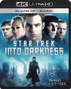 J.J.エイブラムス/スター・トレック イントゥ・ダークネス 4K ULTRA HD & Blu-rayセット[PJXF-1059]