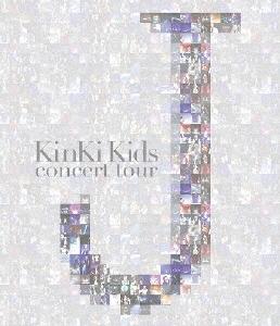 KinKi Kids concert tour J Blu-ray Disc