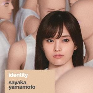 山本彩/identity<通常盤>[YRCS-95089]