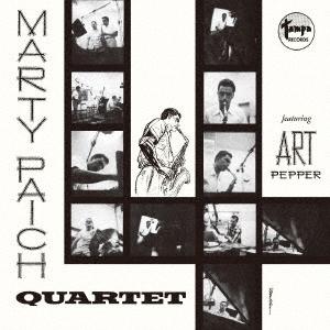 マーティー・ペイチ・カルテット・フィーチャリング・アート・ペッパー<完全限定盤/レッドヴァイナル>