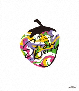 "NEWS 15th Anniversary LIVE 2018 ""Strawberry""<通常仕様> Blu-ray Disc"