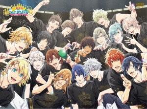 劇場版 うたの☆プリンスさまっ♪ マジLOVEキングダム [2DVD+CD]<初回限定版> DVD