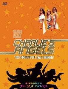 地上最強の美女たち!チャーリーズ・エンジェル コンプリート2nd シーズン DVD-BOX