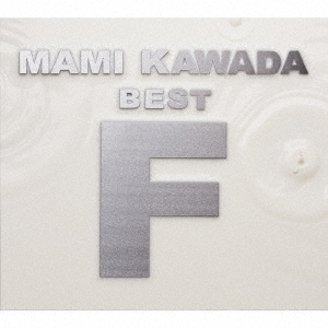 "MAMI KAWADA BEST ""F"" [4CD+3Blu-ray Disc]<初回限定盤> CD"