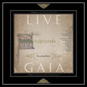 Scheherazade/LIVE GAIA [2SHM-CD+DVD][KIZC-470]