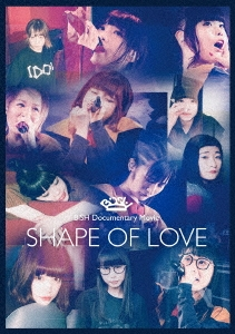 BiSH Documentary Movie SHAPE OF LOVE DVD