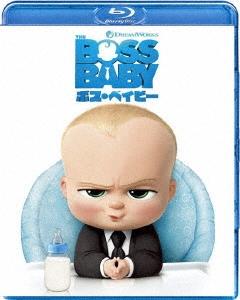 ボス・ベイビー Blu-ray Disc