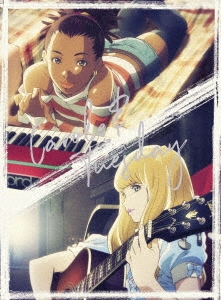 「キャロル&チューズデイ」DVD BOX Vol.1 [3DVD+CD] DVD