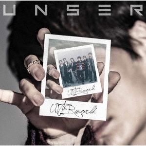 UNSER<通常盤> CD