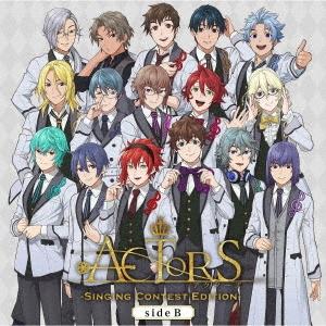 ACTORS-Singing Contest Edition-sideB CD