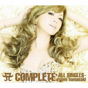 A COMPLETE ~ALL SINGLES~  [3CD+DVD]<通常盤> CD