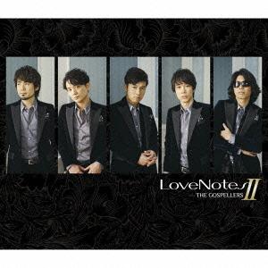 ゴスペラーズ/Love Notes II [CD+DVD] [KSCL-1488]
