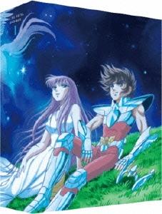 森下孝三/聖闘士星矢 DVD-BOXI[BCBA-4450]
