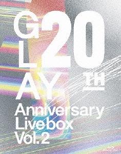 GLAY 20th Anniversary LIVE BOX VOL.2 Blu-ray Disc