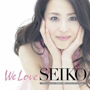 松田聖子/We Love SEIKO -35th Anniversary 松田聖子究極オールタイムベスト 50 Songs- [3CD+DVD+ポスター] [UPCH-29211]