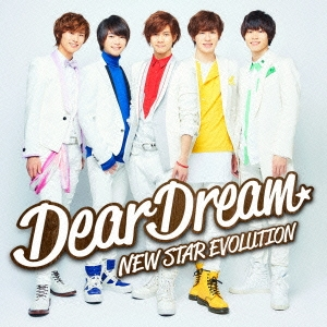 NEW STAR EVOLUTION [CD+DVD] 12cmCD Single