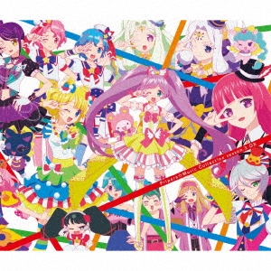 プリパラ ミュージックコレクション season.3 DX [2CD+DVD] CD