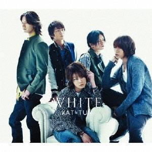 WHITE<通常盤> 12cmCD Single