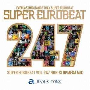 スーパーユーロビート VOL.247 CD