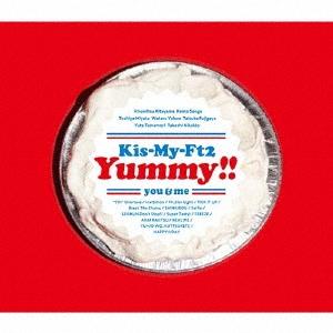 Yummy!! (A) [CD+DVD]<初回盤> CD