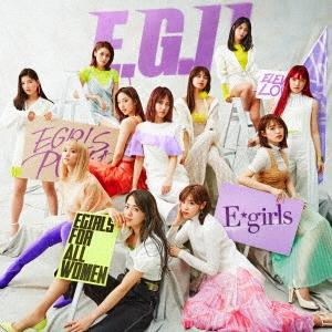 E-girls/E.G.11 [2CD+Blu-ray Disc+スマプラ付]<通常盤>[RZCD-86585B]