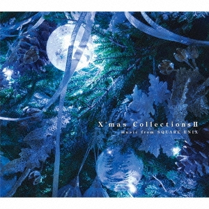 クリスマス・コレクションズ II ミュージック フロム スクウェア・エニックス[SQEX-10411]